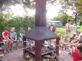 Camping - gezinsactiviteiten